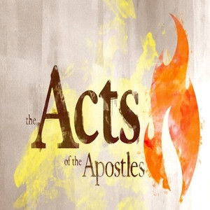 Acts 23 - To see God's control, look at chaos! Artwork