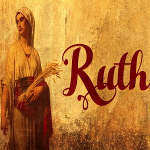 Ruth 1 - God's kindness brings back the far away Artwork